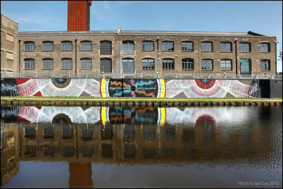 Mark Lyken and Teo Monele, The Canals Project, curated by Cedar Lewishon, London, 2013