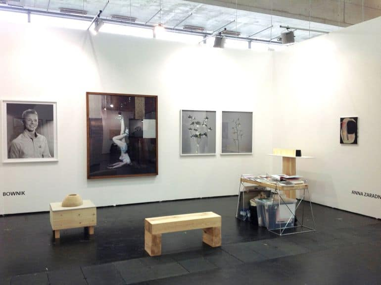 Starter Gallery, booth C1, photo Contemporary Lynx