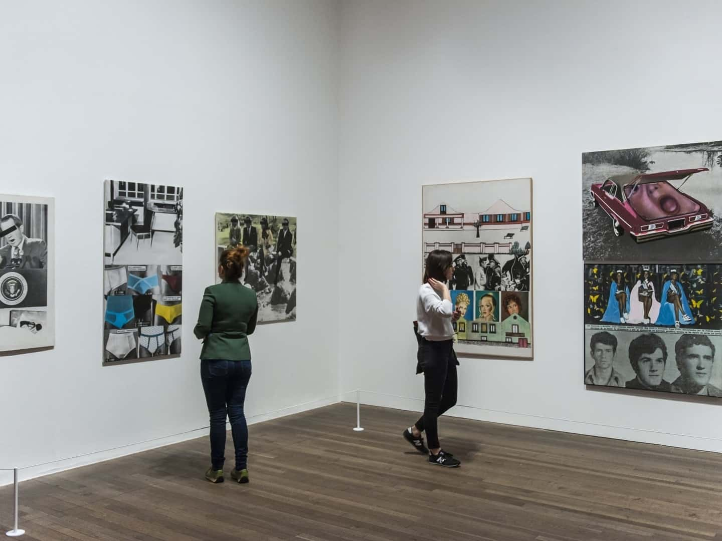 Installation views of The EY Exhibition: The World Goes Pop, Tate Modern, 17 September – 24 January 2015 Courtesy of Tate Photography