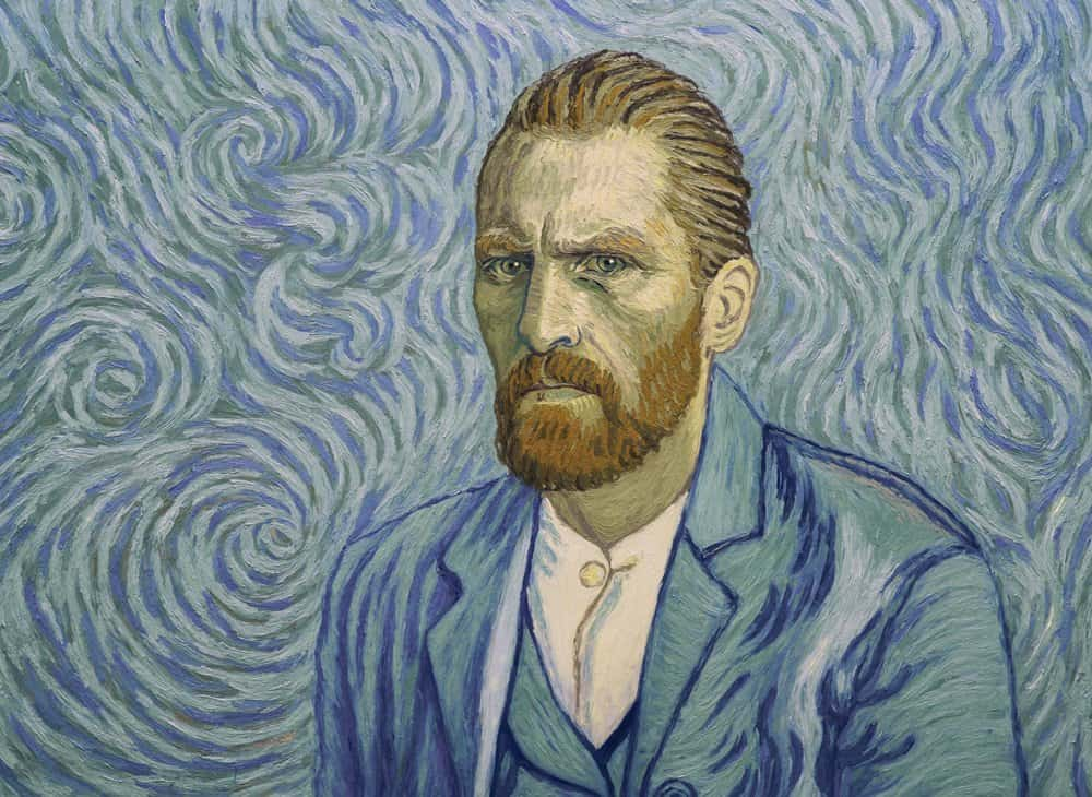 Vincent Van Gogh played by Robert Gulaczyk. Courtesy Good Deed Entertainment and Loving Vincent