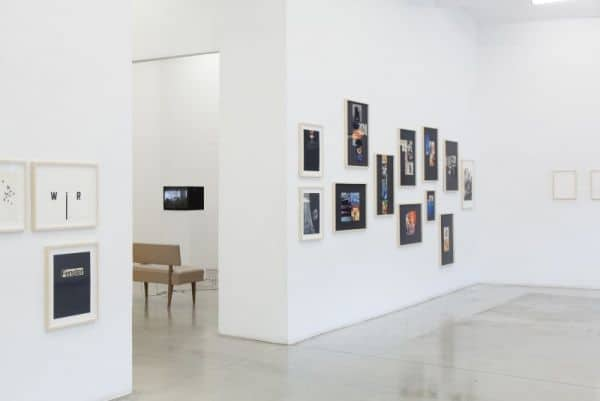 'Speak in Order That I May See You or Whistle and I'll Come to You' exhibition, curated by Daniel Muzyczuk