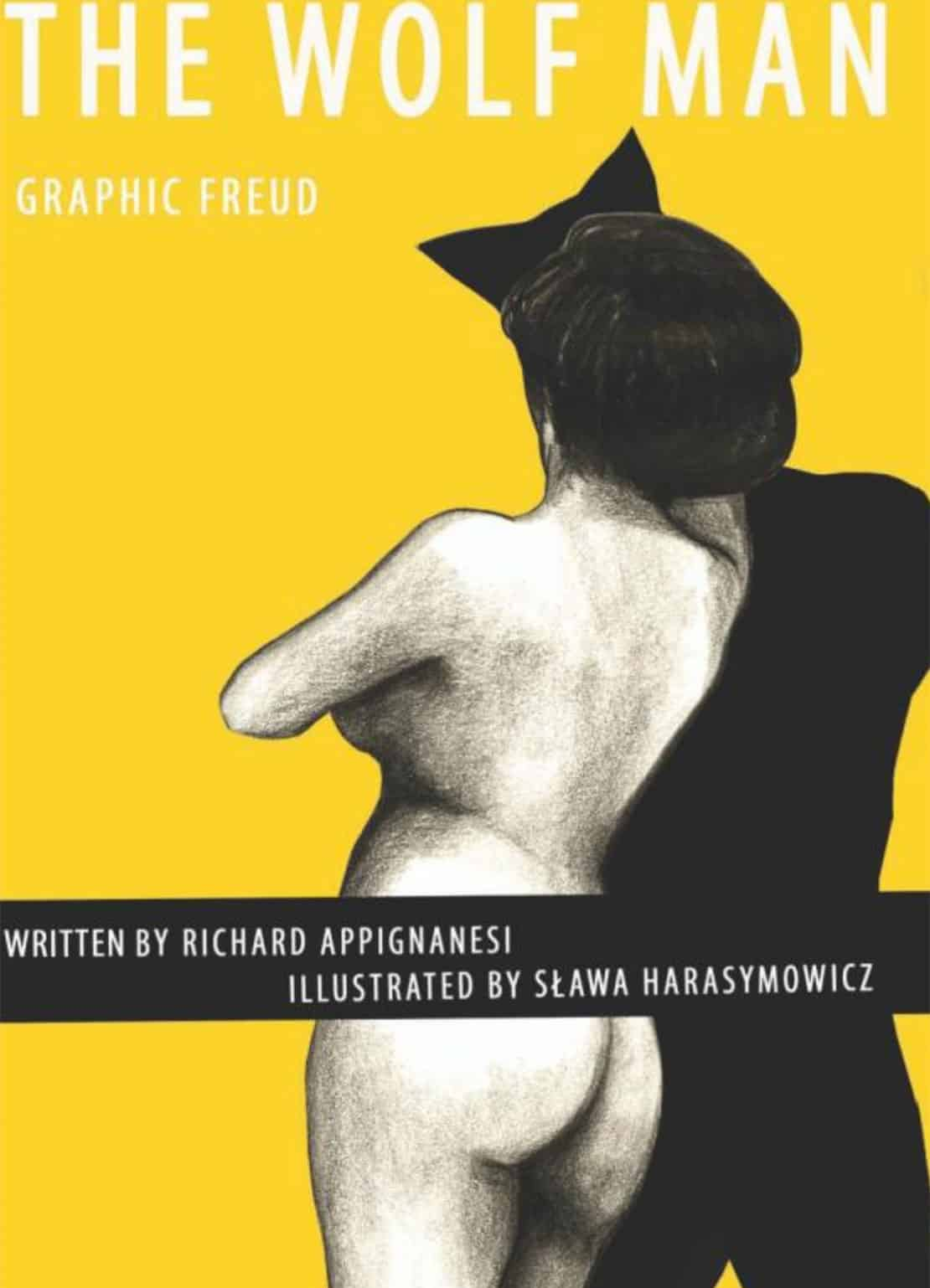 Cover for The Wolf Man (Graphic Freud) by Richard Appignanesi