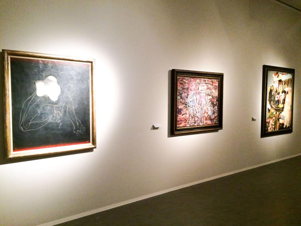 'Painting Still Alive' - exhibition, The Centre of Contemporary Art in Toruń