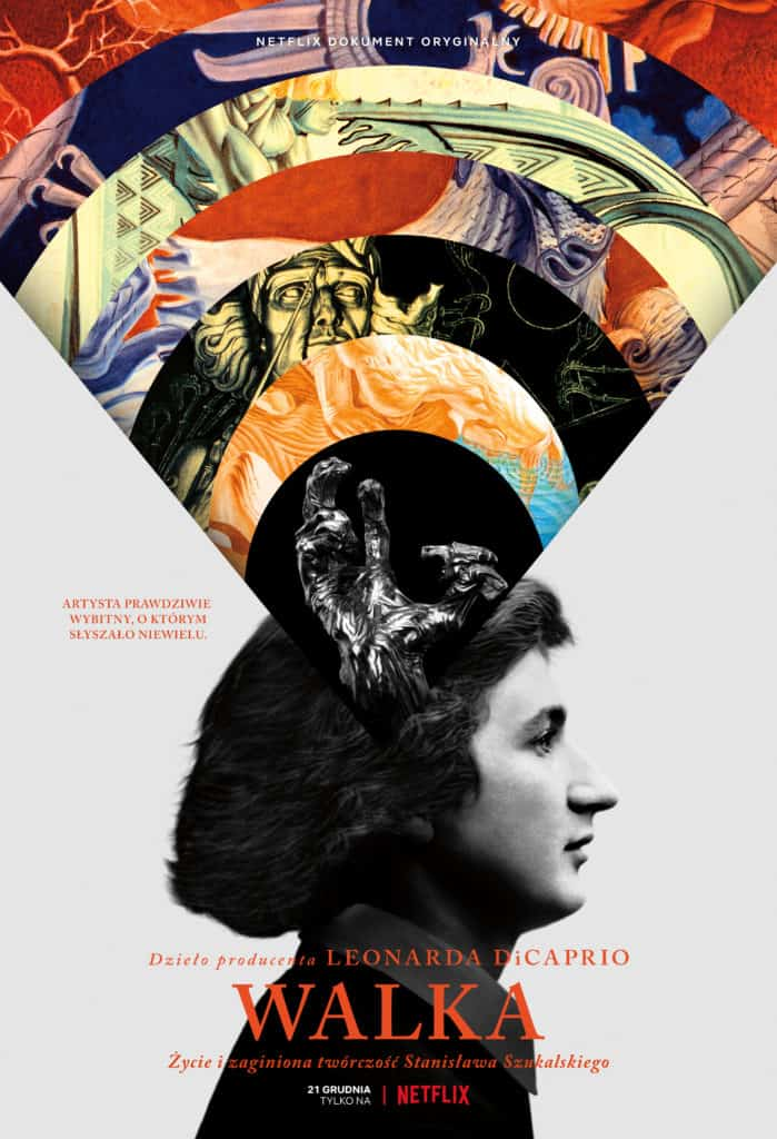 """Poster of the movie """"Struggle: The Life and Lost Art of Szukalski"""", courtesy: Netflix Official Site"""