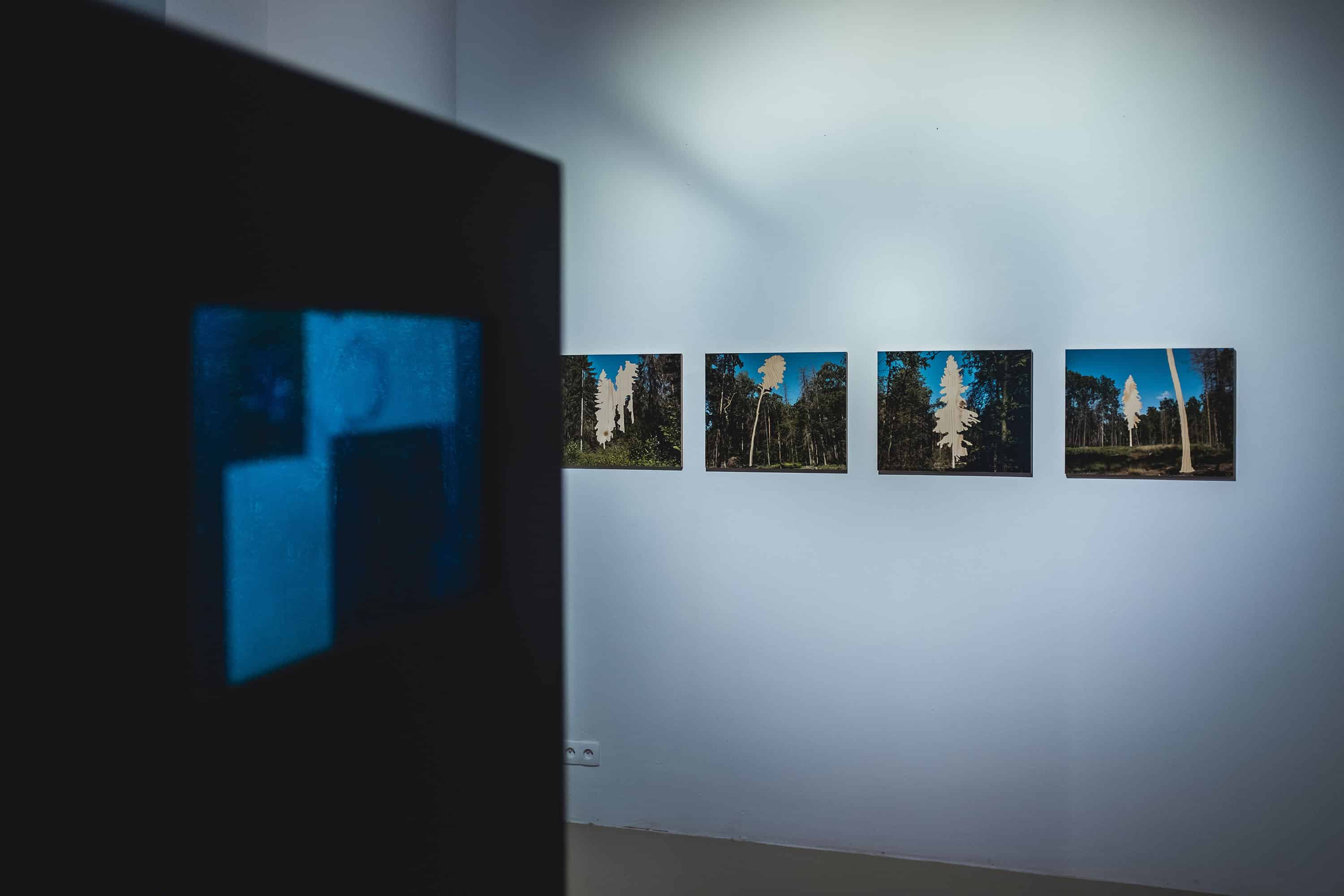 """""""Geometry of Imagination"""" - exhibition,the Gdańsk City Gallery"""