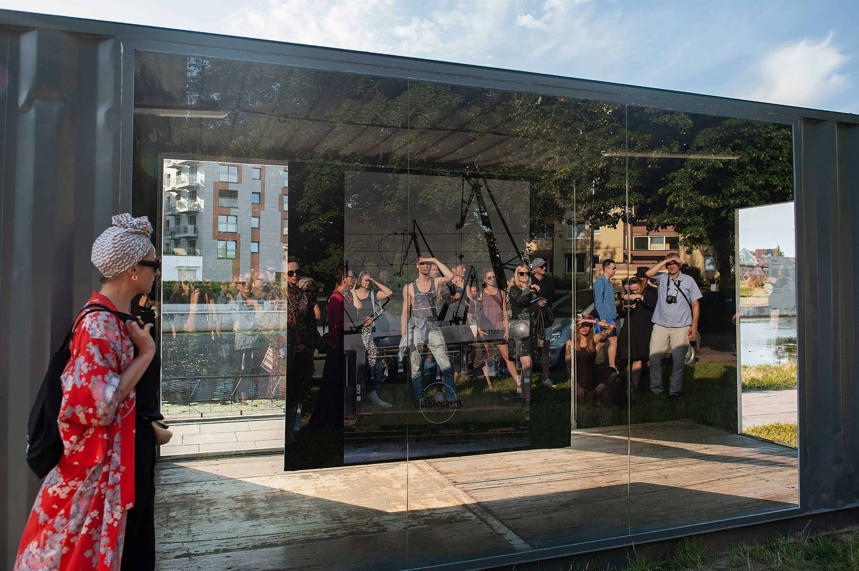 Not another public art festival, Art and the city, Gdańsk 2019