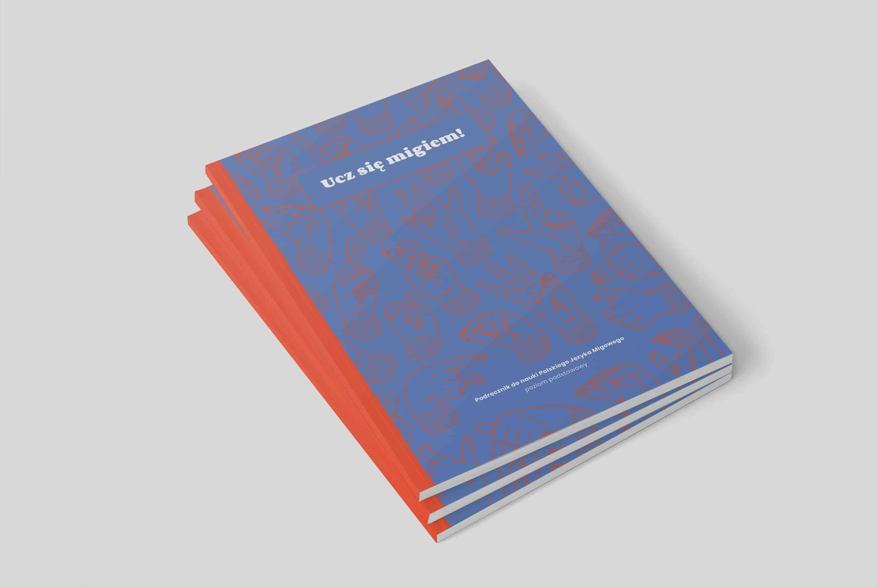 Roksana Goncerzewicz – 'The project of handbook for sign language'
