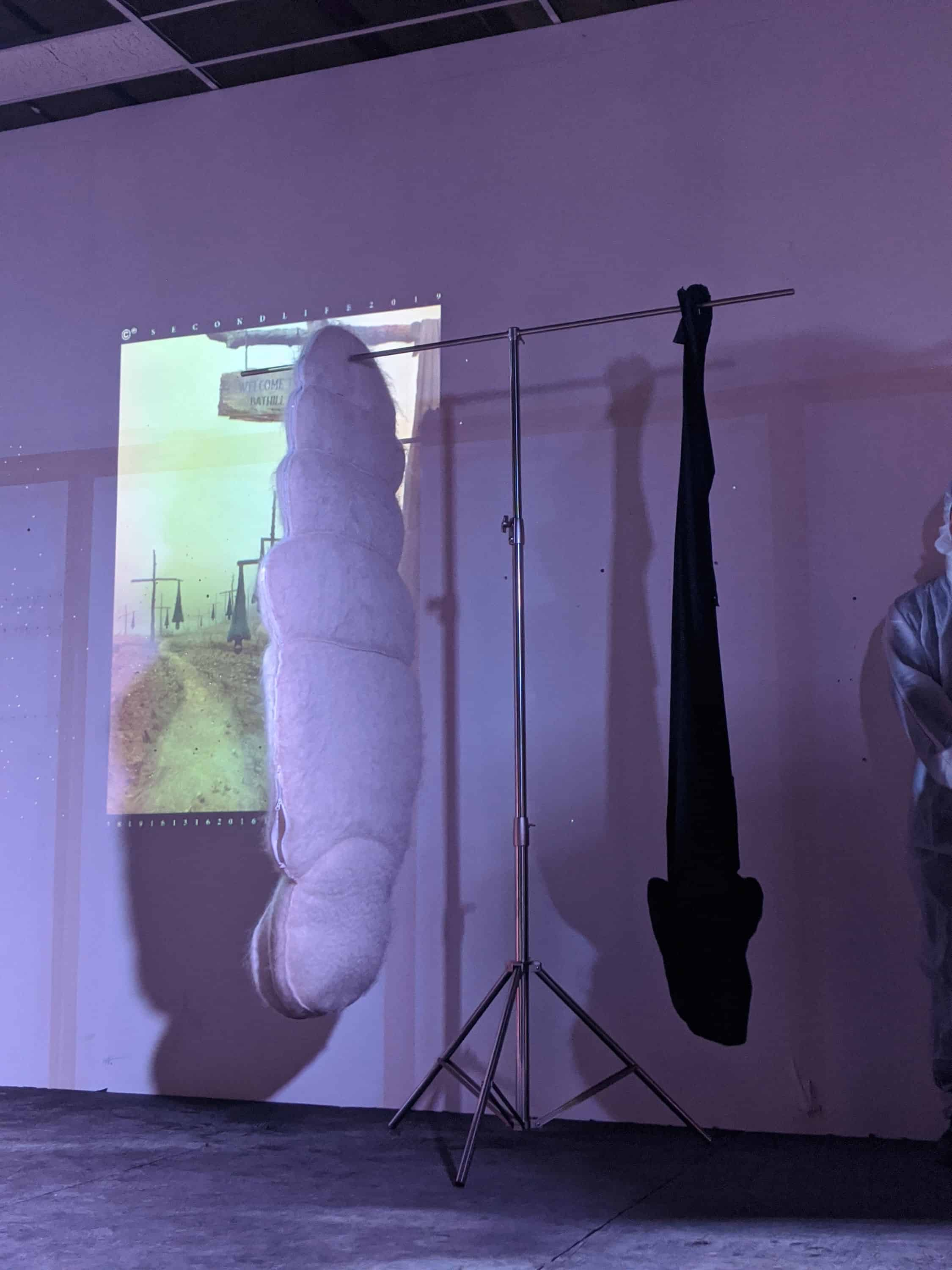 ©®38191613162016135195209451435, 'Second Life. AuctionCR28112019, 2019. Performance, curated by Belinda Martin Porras, The Biscuit Factory, London