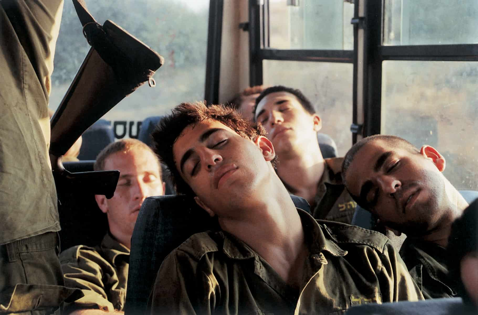 Adi Nes, Untitled, from the series Soldiers, 1999