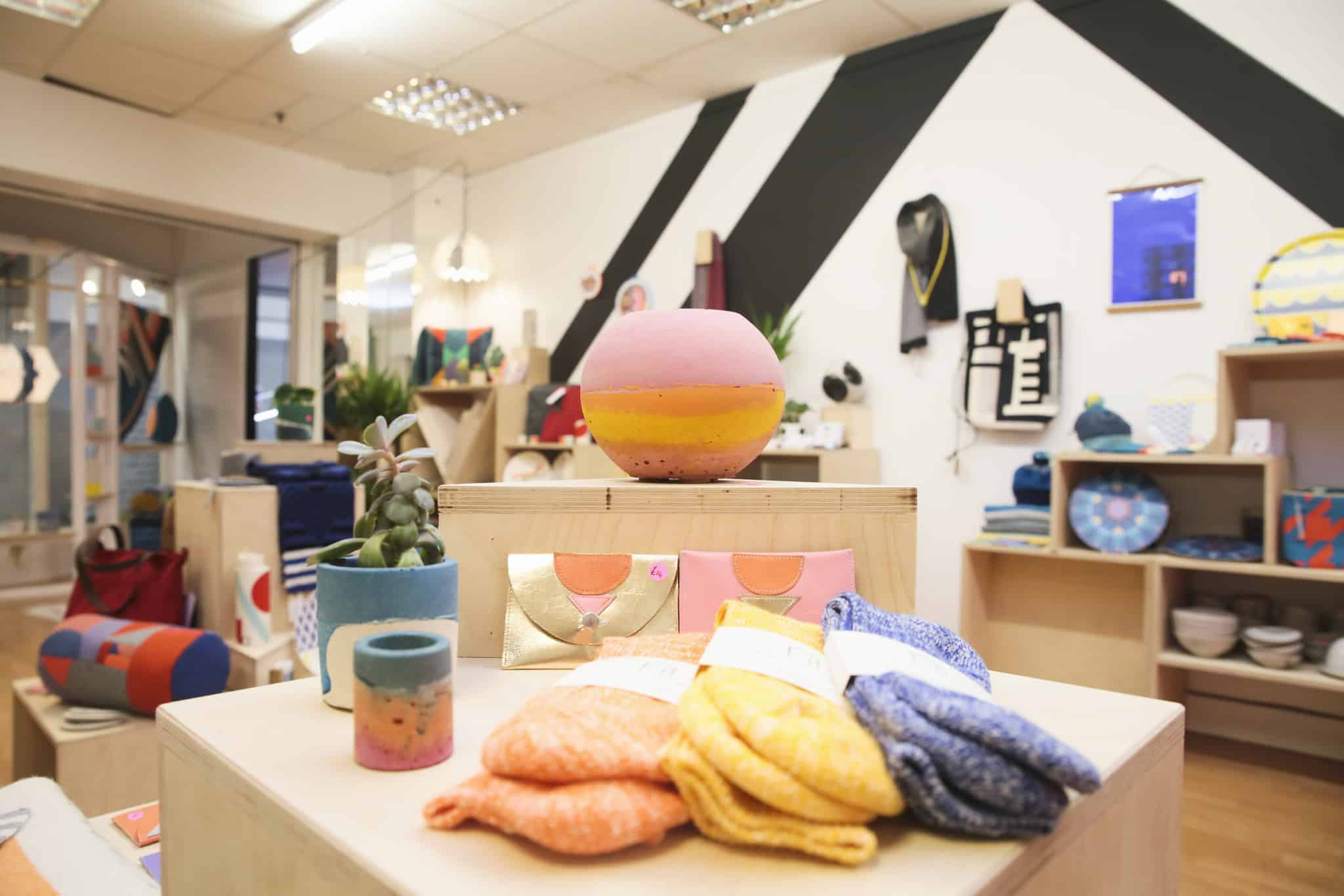 Design Superstore, Dundee Design Festival 2019. Photographed by Kathryn Rattray.