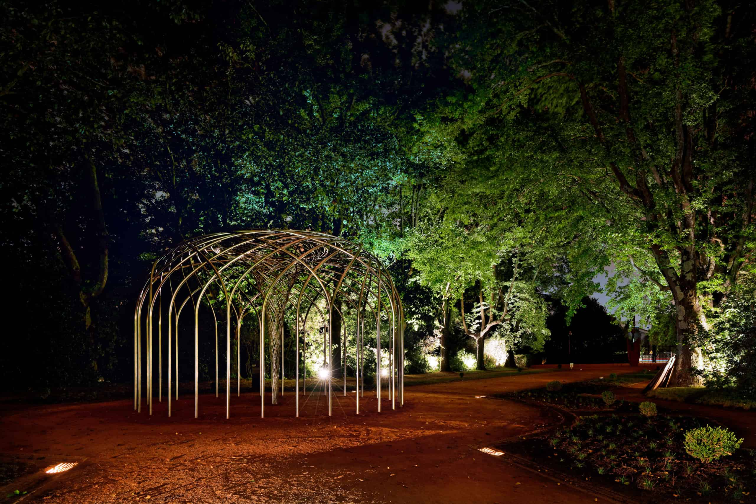 %22Olafur Eliasson: Y/our future is now%22 - exhibition, The Serralves Museum of Contemporary Art, © Andre Delayhe