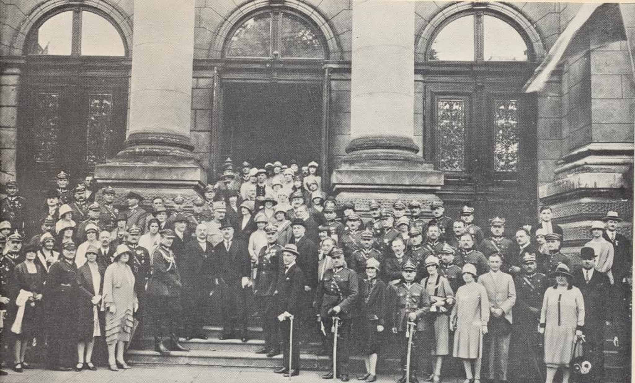 Founders of The Society for the Encouragement of Fine Arts, Warsaw