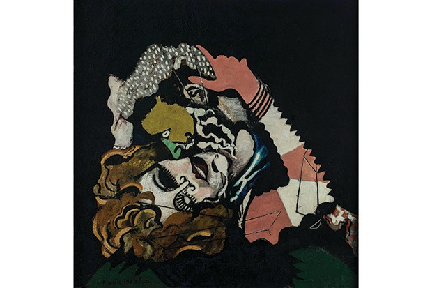 """Francis Picabia's The Lovers, after the rain (1925) from his """"Romantic"""" period. (© 2016 Artists Rights Society [ARS], New York/ADAGP, Paris. Photo: © Musée d'Art Moderne/Roger-Viollet)"""