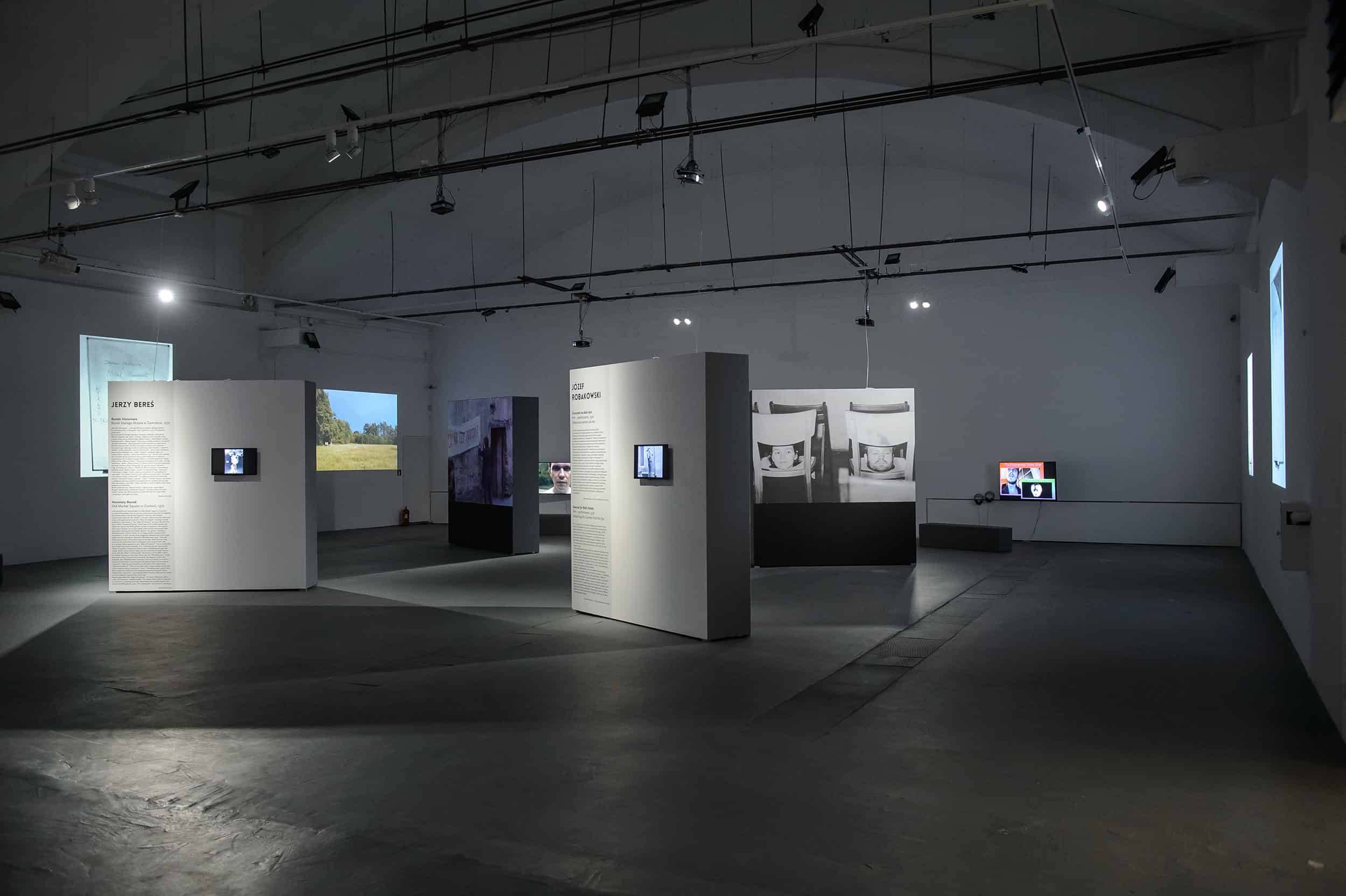 Akcja Lublin! Chapter-2, exhibition view
