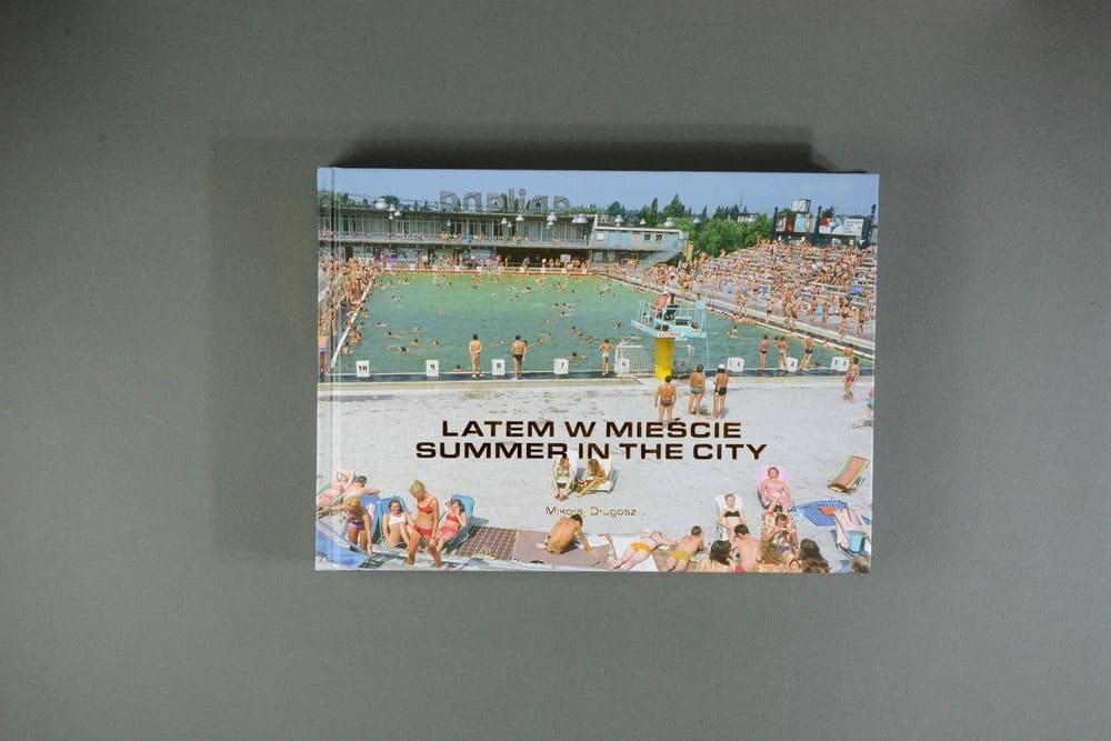 photobook on holiday latem w mieście