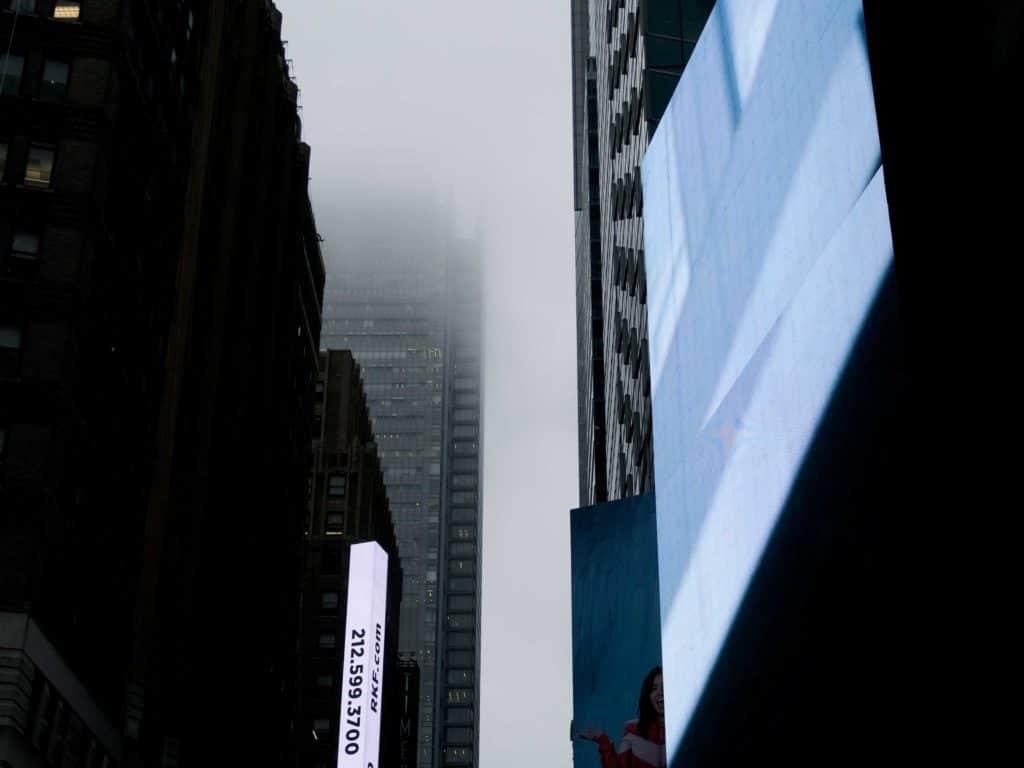 Times Square, photo: Natalia Załuska