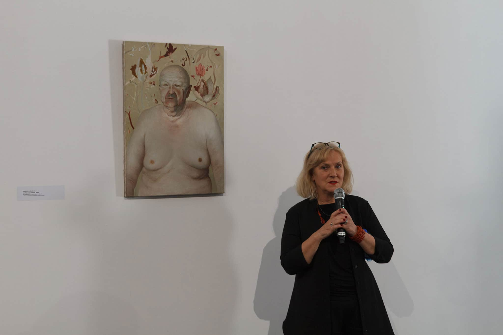 """""""Stories of Old Age"""", exhibition, the Arsenal Gallery in Białystok"""