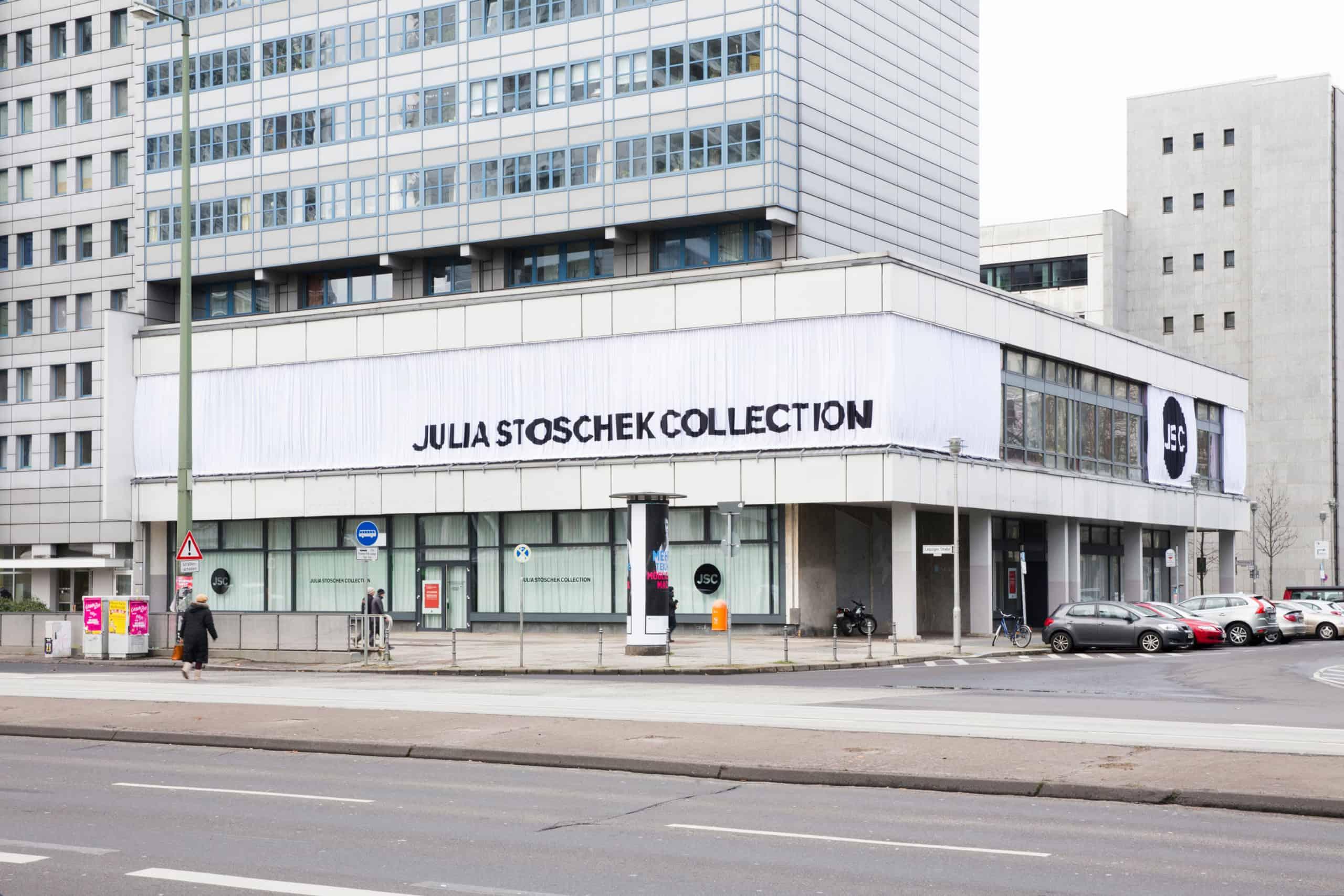 JSC Berlin. Photo by Robert Hamacher. Courtesy of Julia Stoschek Collection.