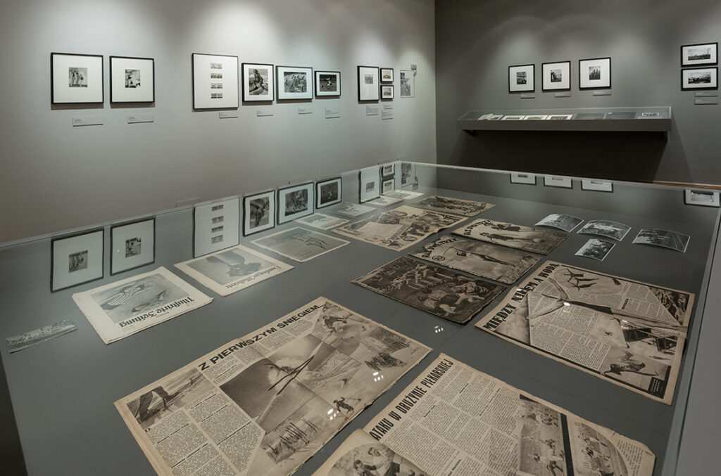 """""""More than Bauhaus. German photography between the wars and Polish parallels"""" exhibition, the International Cultural Centre"""