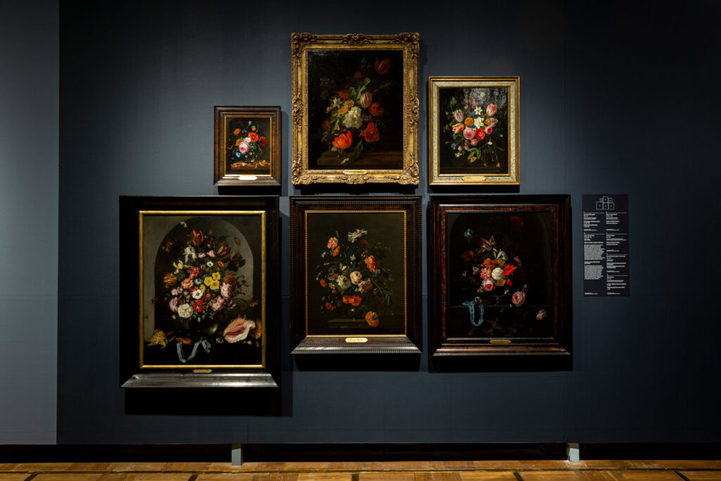 """""""Different Perspectives. Dutch and Flemish Painting from the ERGO Hestia Collection"""", The National Museum in Warsaw exhibition, photo by Bartosz Bajerski"""