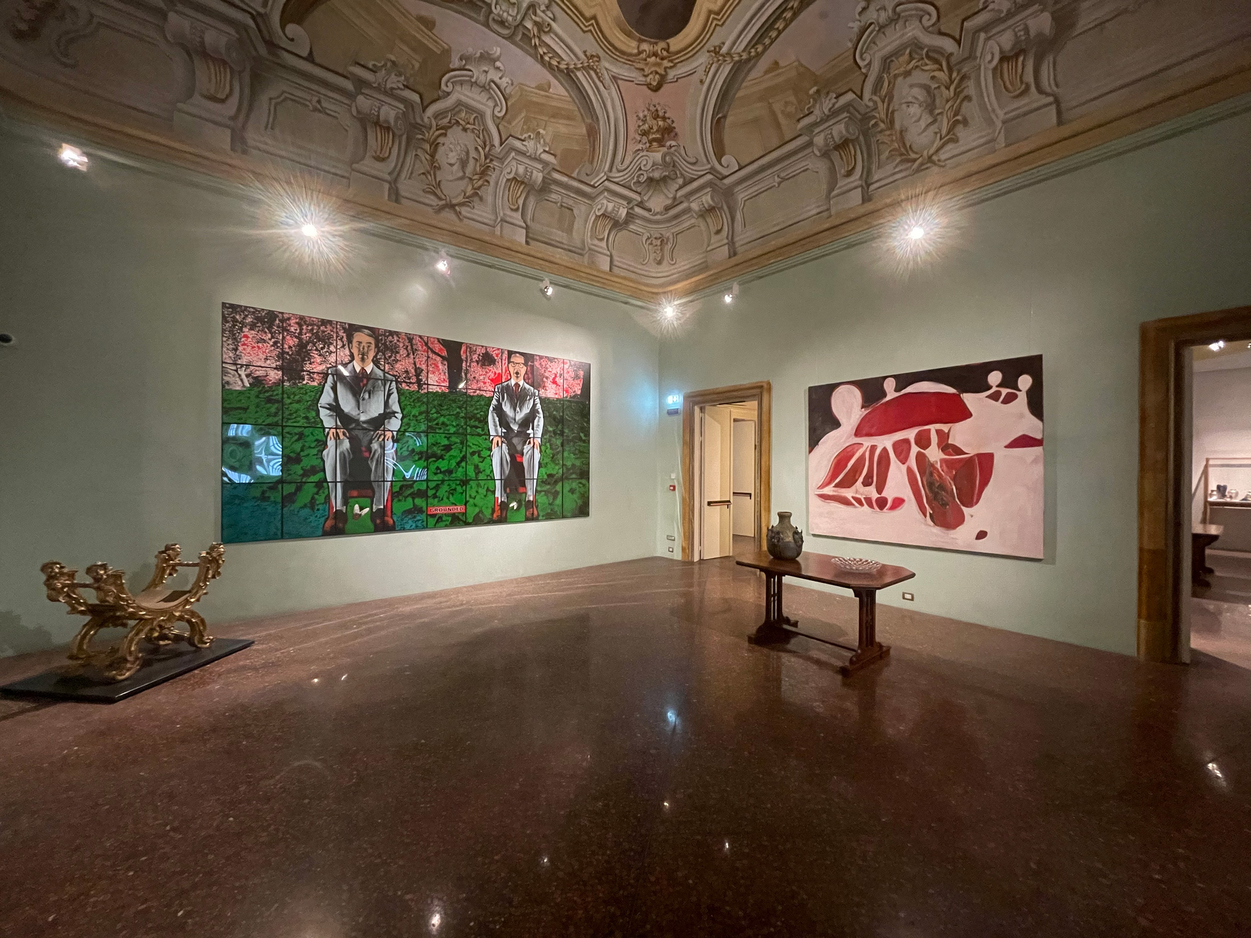 The Francesca and Massimo Valsecchi Collection in Palermo, photo by Contemporary Lynx