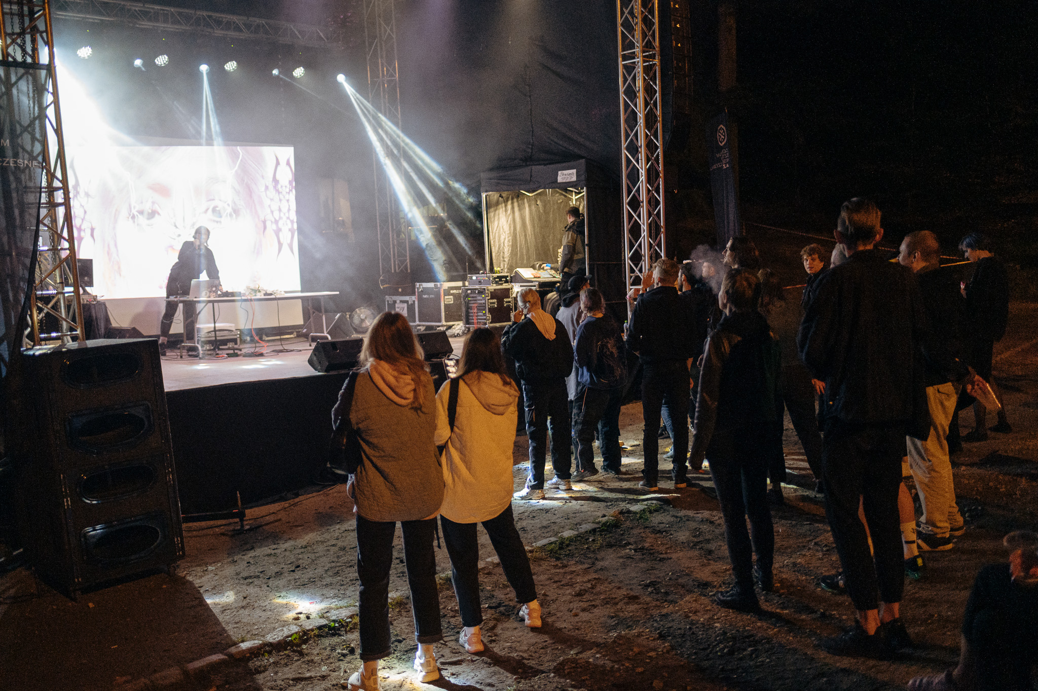 the InProgress festival organised by the Łaźnia Centre for Contemporary Art, 2021, Gdańsk